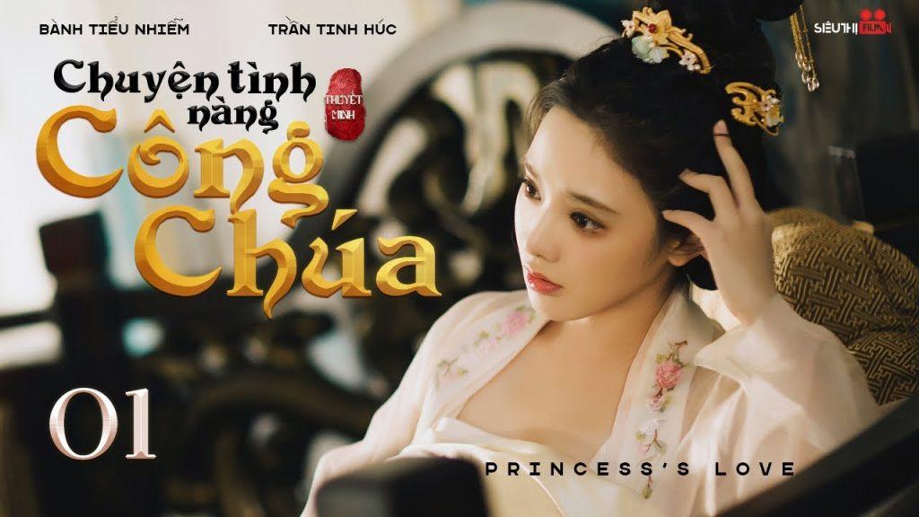 Phim CHUYỆN TÌNH NÀNG CÔNG CHÚA