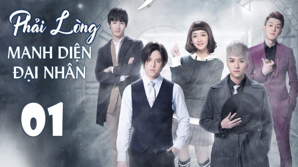 PHẢI LÒNG MANH DIỆN ĐẠI NHÂN Full   Phim Tình Cảm 2021